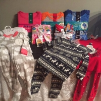 Ottawa Charity warm pjs for children