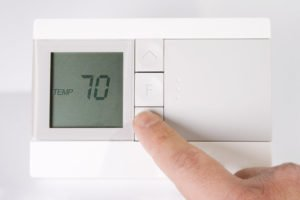 thermostat humidifier