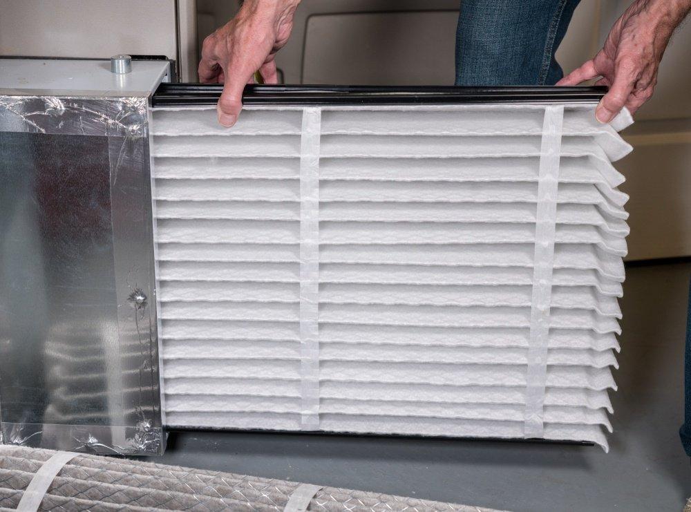 clean air filter
